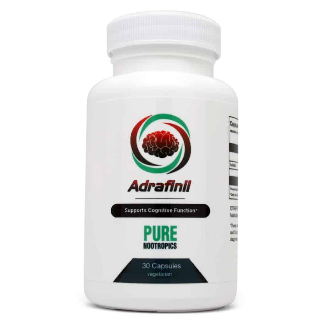 Pure Nootropics Adrafinil Powder or Capsules Reviews - KVR