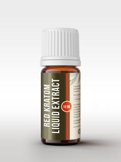 Kratora Red Kratom Liquid Extract